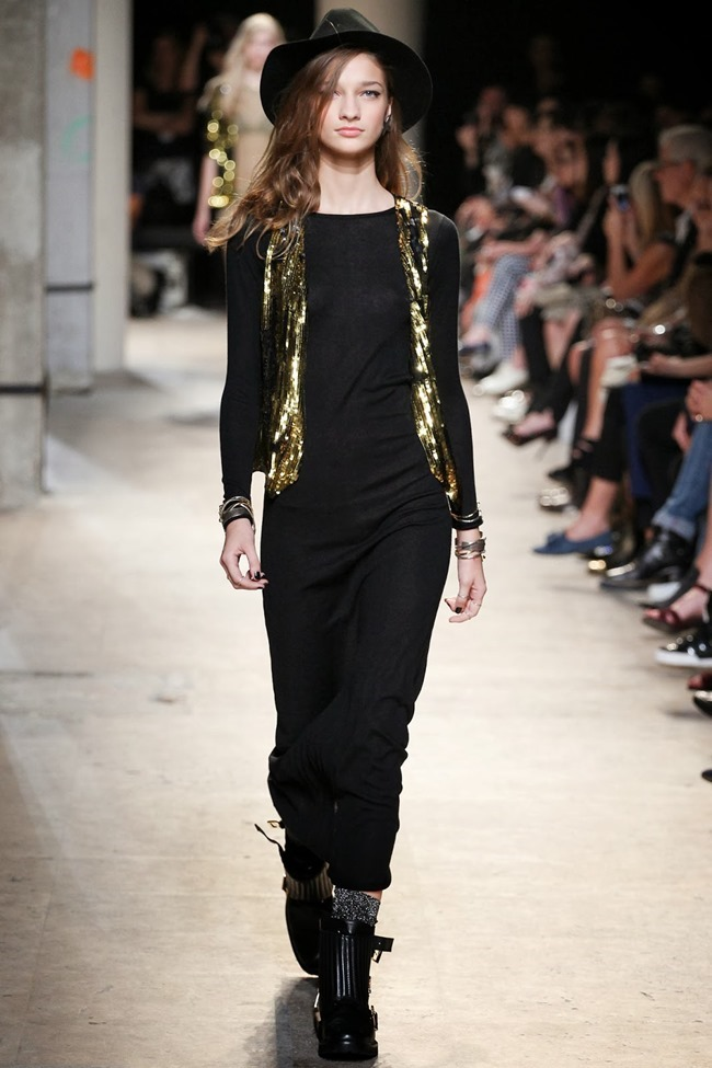 PARIS FASHION WEEK- Zadig & Voltaire Spring 2014. www.imageamplified.com, Image Amplified (35)