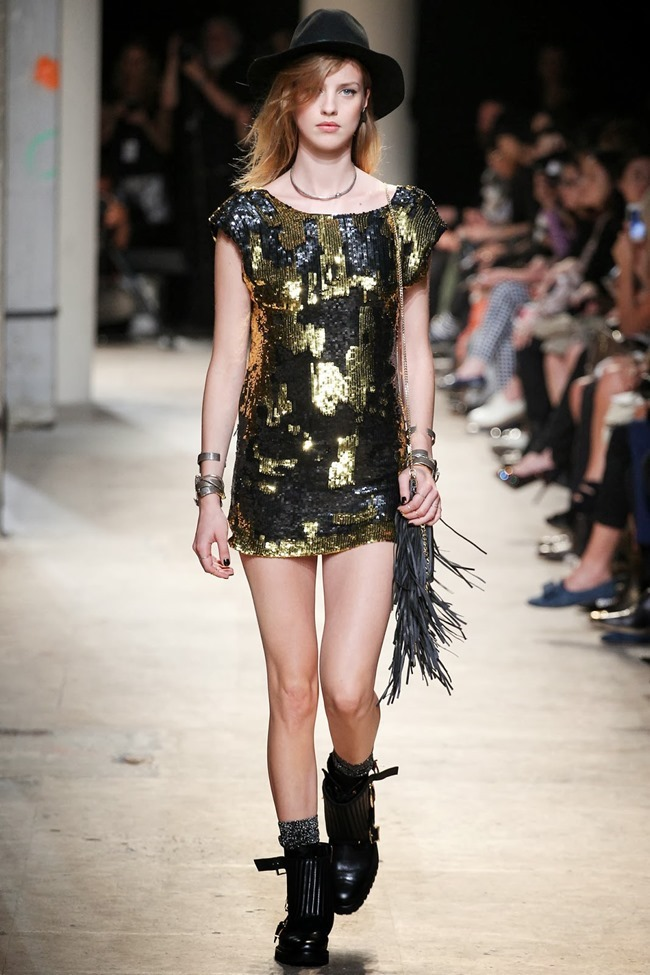 PARIS FASHION WEEK- Zadig & Voltaire Spring 2014. www.imageamplified.com, Image Amplified (37)