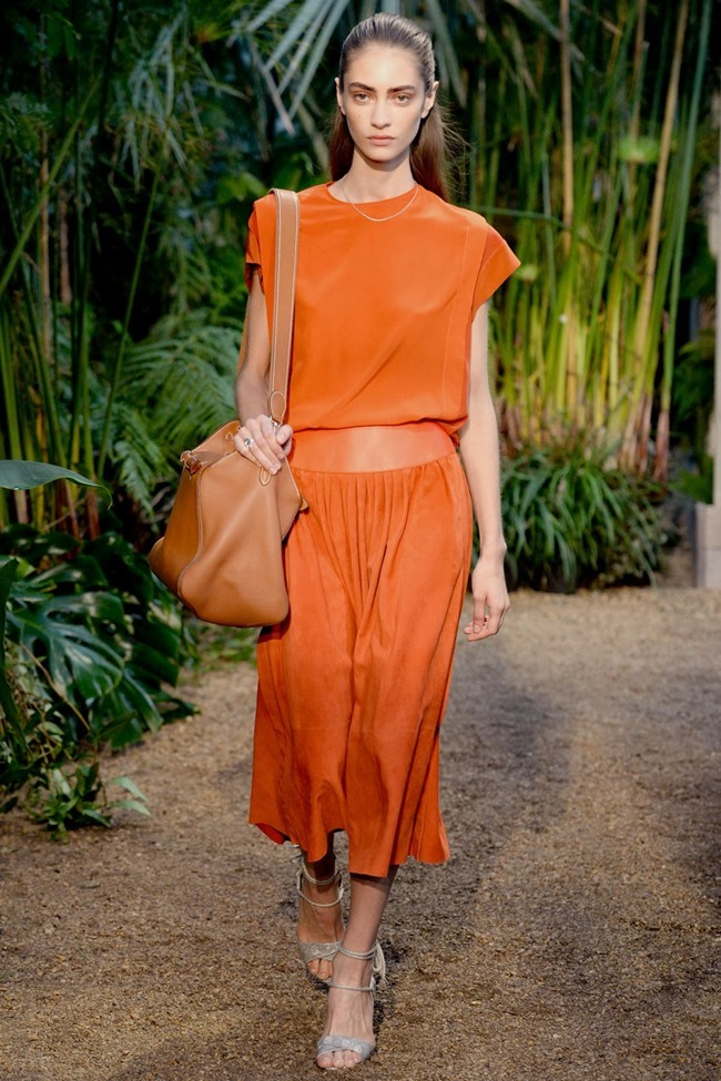 PARIS FASHION WEEK- Hermes Spring 2014. www.imageamplified.com, Image Amplified (23)