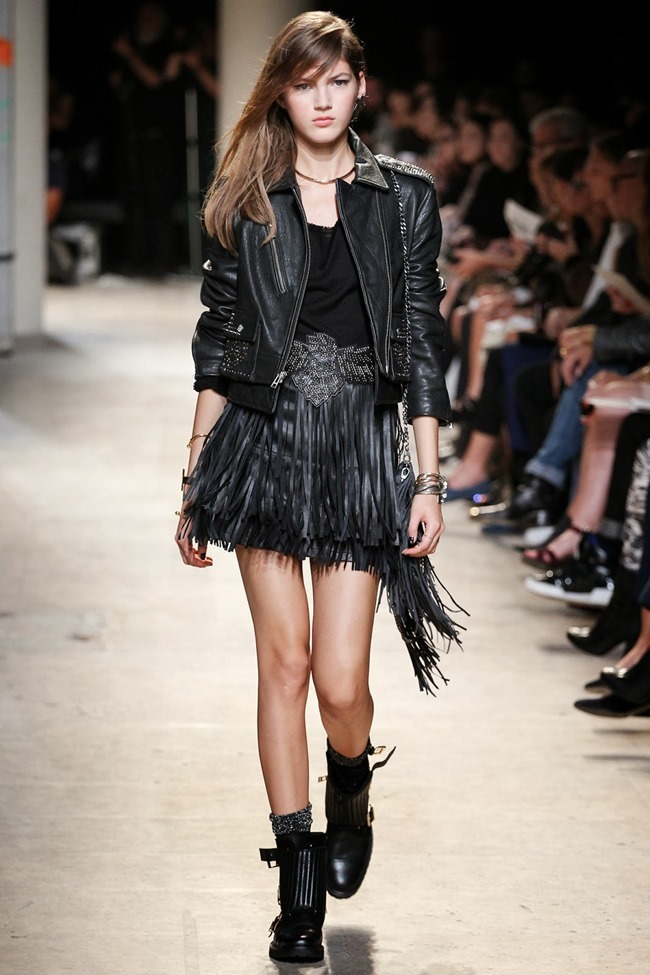 PARIS FASHION WEEK- Zadig & Voltaire Spring 2014. www.imageamplified.com, Image Amplified (41)