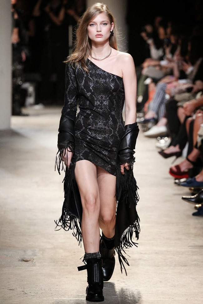 PARIS FASHION WEEK- Zadig & Voltaire Spring 2014. www.imageamplified.com, Image Amplified (6)