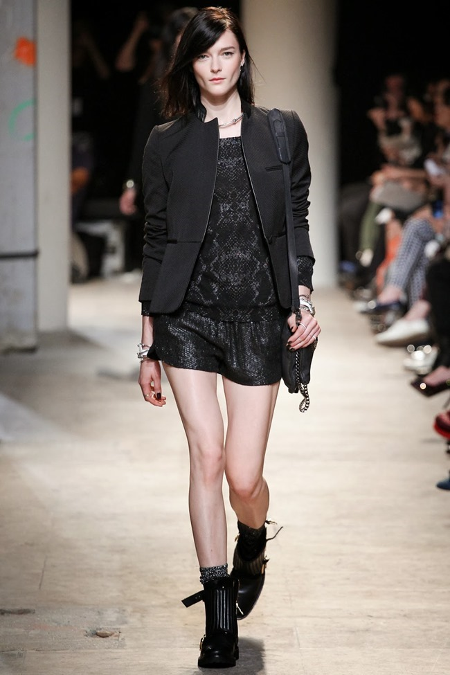 PARIS FASHION WEEK- Zadig & Voltaire Spring 2014. www.imageamplified.com, Image Amplified (7)