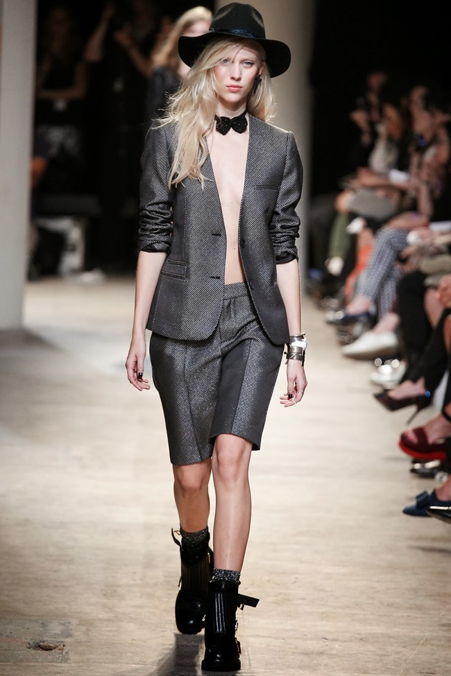 PARIS FASHION WEEK- Zadig & Voltaire Spring 2014. www.imageamplified.com, Image Amplified (9)