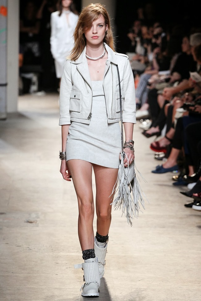 PARIS FASHION WEEK- Zadig & Voltaire Spring 2014. www.imageamplified.com, Image Amplified (13)