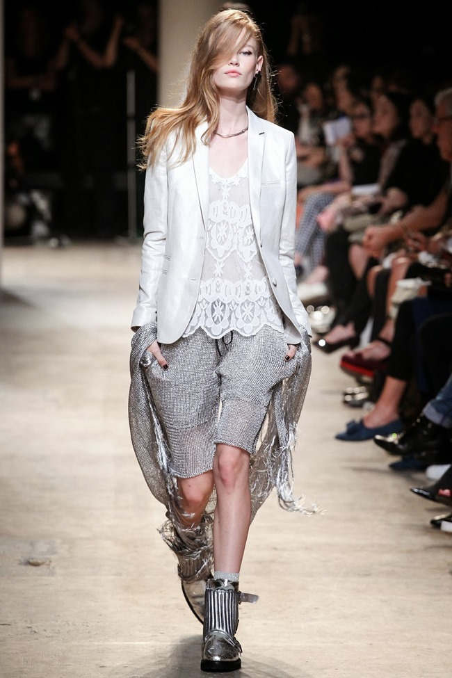 PARIS FASHION WEEK- Zadig & Voltaire Spring 2014. www.imageamplified.com, Image Amplified (15)