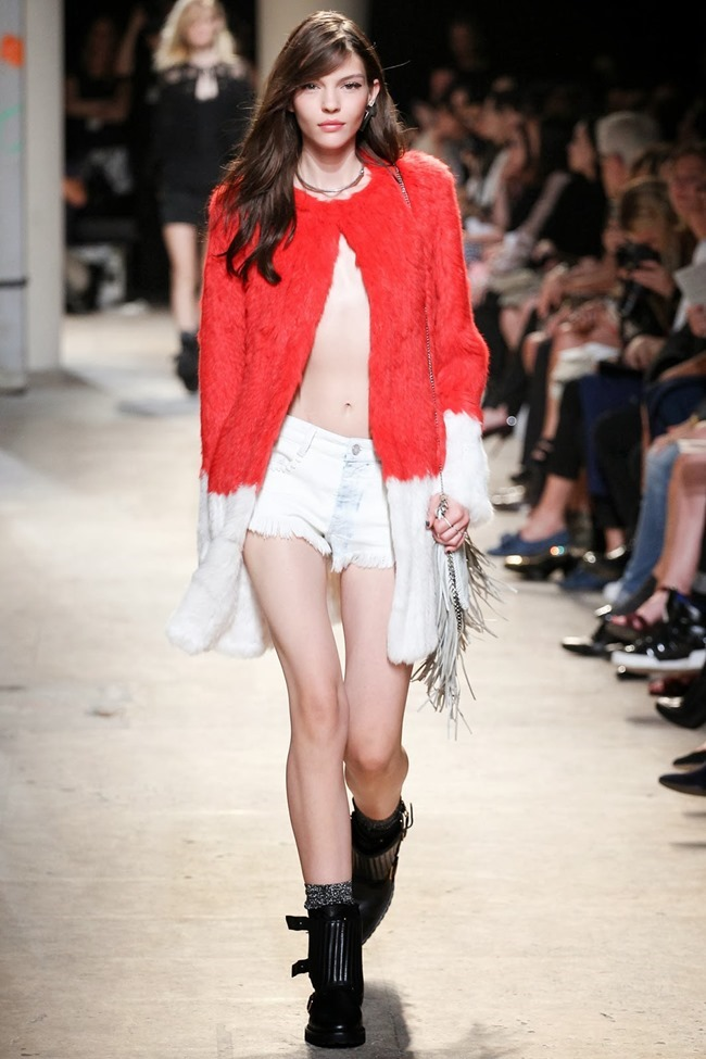 PARIS FASHION WEEK- Zadig & Voltaire Spring 2014. www.imageamplified.com, Image Amplified (25)