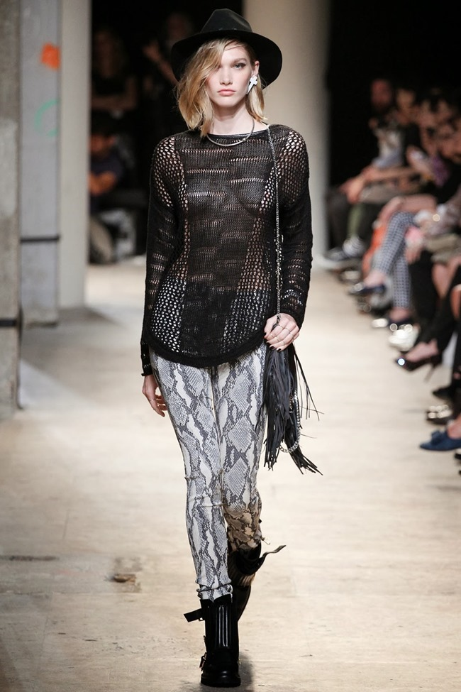 PARIS FASHION WEEK- Zadig & Voltaire Spring 2014. www.imageamplified.com, Image Amplified (30)