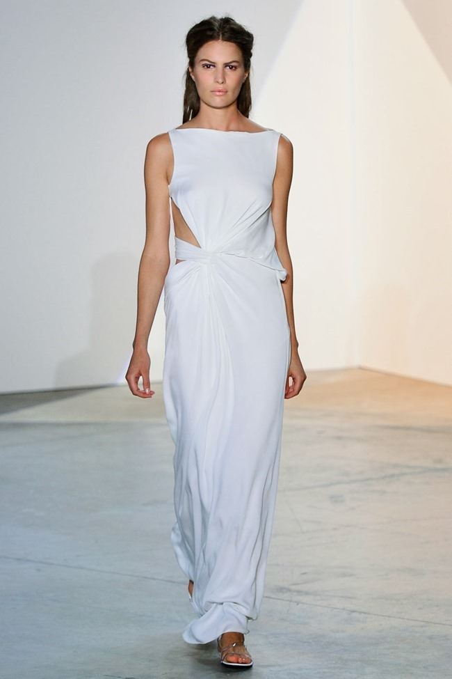 PARIS FASHION WEEK- Vionnet Spring 2014. www.imageamplified.com, Image Amplified (33)