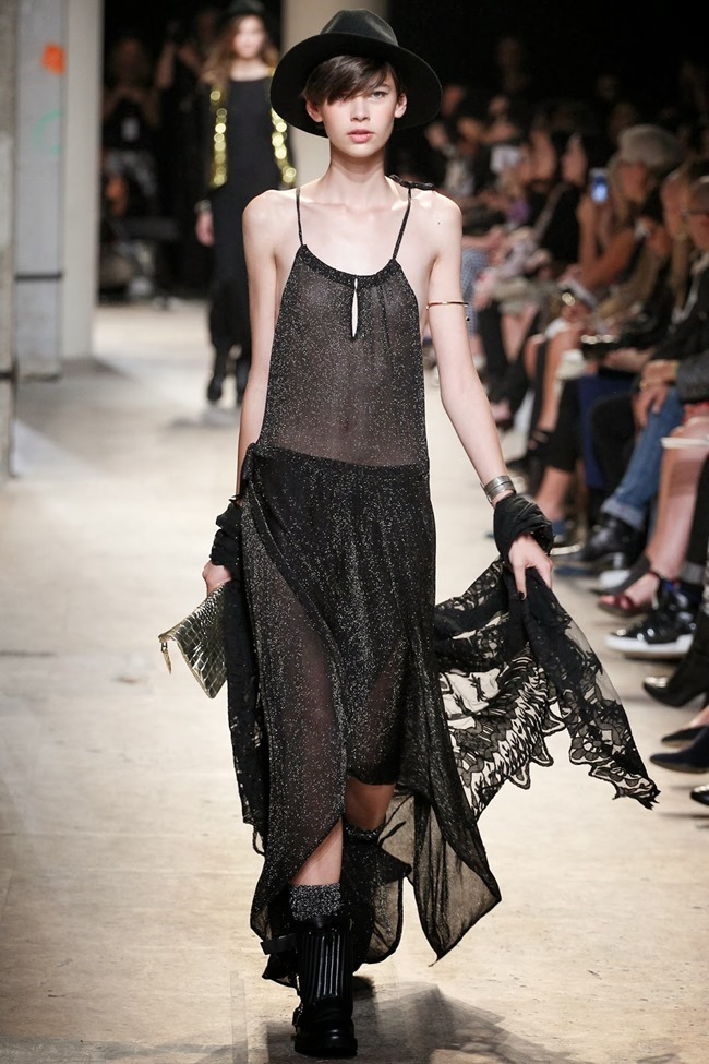 PARIS FASHION WEEK- Zadig & Voltaire Spring 2014. www.imageamplified.com, Image Amplified (38)