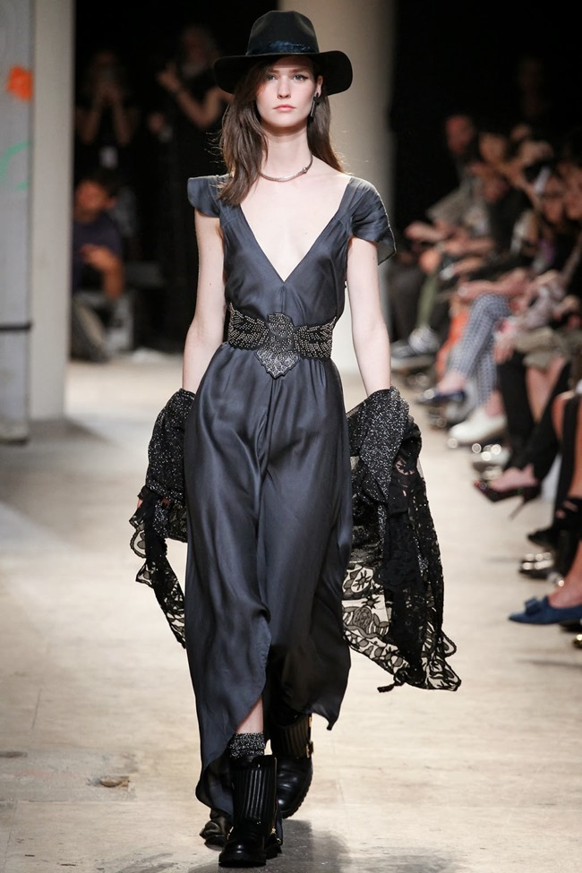 PARIS FASHION WEEK- Zadig & Voltaire Spring 2014. www.imageamplified.com, Image Amplified (39)