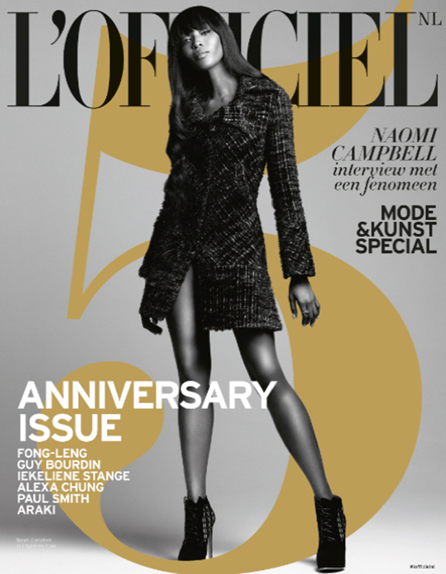L'OFFICIEL NETHERLANDS- Naomi Campbell by Philippe Cometti. November 2013, www.imageamplified.com, Image amplified