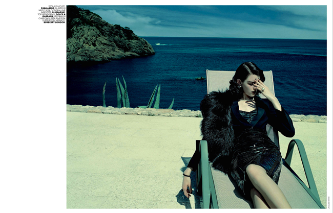 MARIE CLAIRE ITALIA- Antonia Wesseloh in Souvenir by Jacques Olivar. Elisabetta Massari, October 2013, www.imageamplified.com, Image amplified (10)