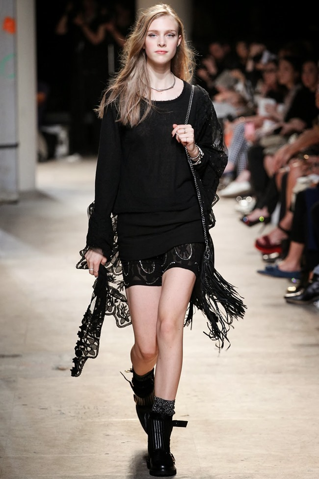 PARIS FASHION WEEK- Zadig & Voltaire Spring 2014. www.imageamplified.com, Image Amplified (2)