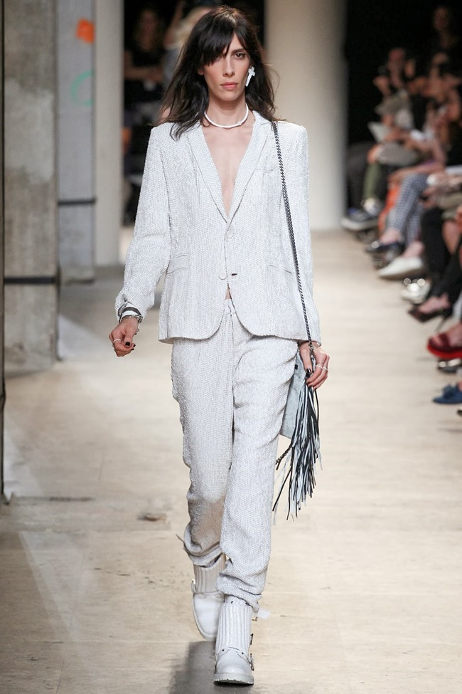 PARIS FASHION WEEK- Zadig & Voltaire Spring 2014. www.imageamplified.com, Image Amplified (12)
