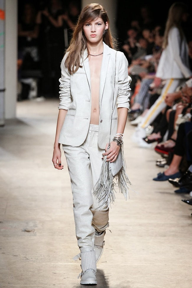 PARIS FASHION WEEK- Zadig & Voltaire Spring 2014. www.imageamplified.com, Image Amplified (14)