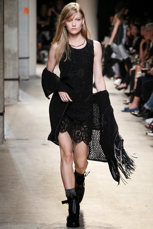 PARIS FASHION WEEK- Zadig & Voltaire Spring 2014. www.imageamplified.com, Image Amplified (21)