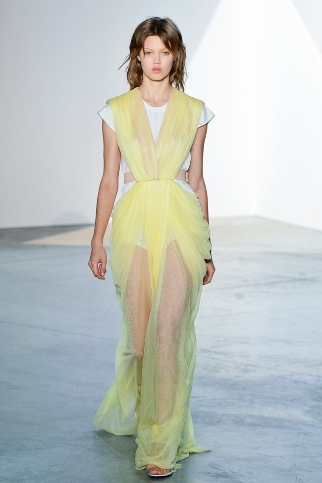 PARIS FASHION WEEK- Vionnet Spring 2014. www.imageamplified.com, Image Amplified (24)