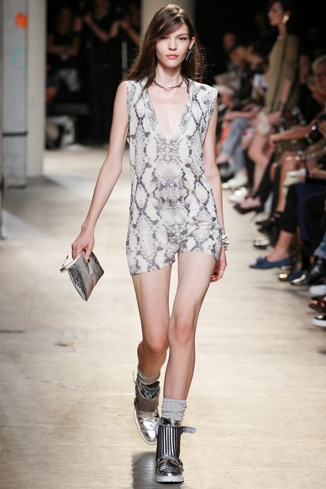PARIS FASHION WEEK- Zadig & Voltaire Spring 2014. www.imageamplified.com, Image Amplified (33)