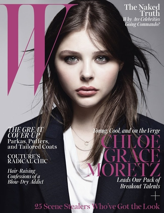 W MAGAZINE- Chloe Grace Moretz by Craig McDean. Olivier Rizzo, October 2013, www.imageamplified.com, Image Amplified (3)