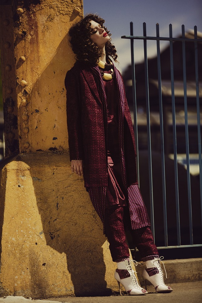 HARPER'S BAZAAR LATIN AMERICA- Isabel Nicolay by Hans Neumann. Ada Kokosar, www.imageamplified.com, Image Amplified (3)