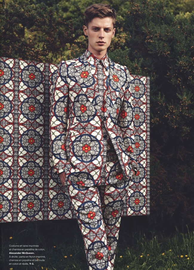 NUMERO HOMME- Janis Ancens by Jacob Sutton. Jean Michel Clerc, Fall 2013, www.imageamplified.com, Image Amplified (4)