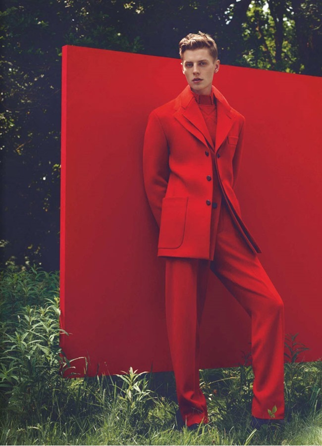 NUMERO HOMME- Janis Ancens by Jacob Sutton. Jean Michel Clerc, Fall 2013, www.imageamplified.com, Image Amplified (1)