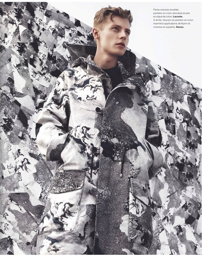 NUMERO HOMME- Janis Ancens by Jacob Sutton. Jean Michel Clerc, Fall 2013, www.imageamplified.com, Image Amplified (6)