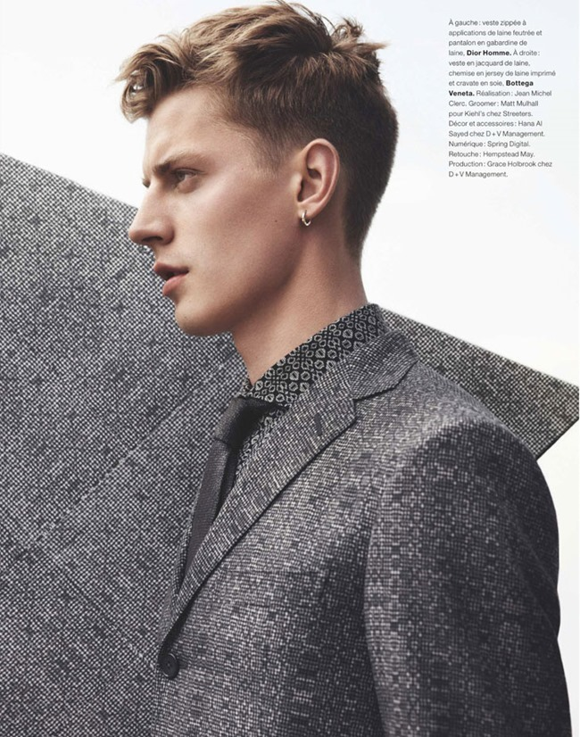 NUMERO HOMME- Janis Ancens by Jacob Sutton. Jean Michel Clerc, Fall 2013, www.imageamplified.com, Image Amplified (10)