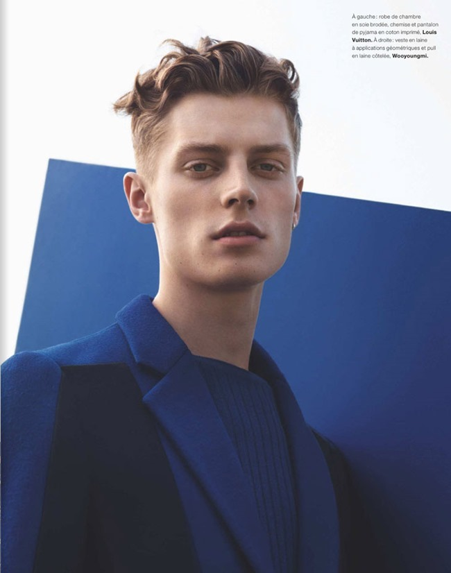 NUMERO HOMME- Janis Ancens by Jacob Sutton. Jean Michel Clerc, Fall 2013, www.imageamplified.com, Image Amplified (3)