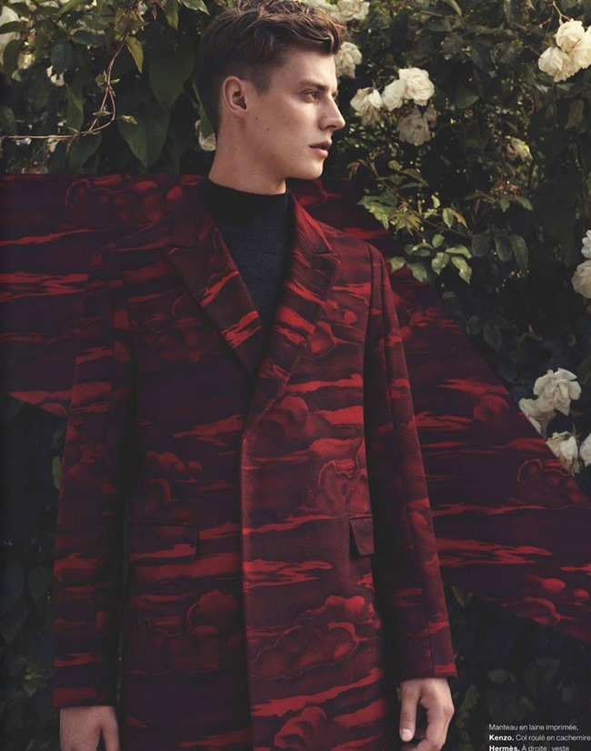 NUMERO HOMME- Janis Ancens by Jacob Sutton. Jean Michel Clerc, Fall 2013, www.imageamplified.com, Image Amplified (7)