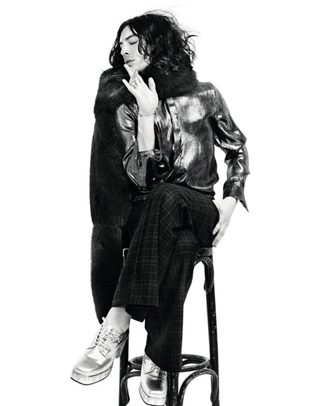 ANOTHER MAN MAGAZINE- Ezra Miller by Willy Vanderperre. Alister Mackie, Fall 2013, www.imageamplified.com, Image Amplified (2)