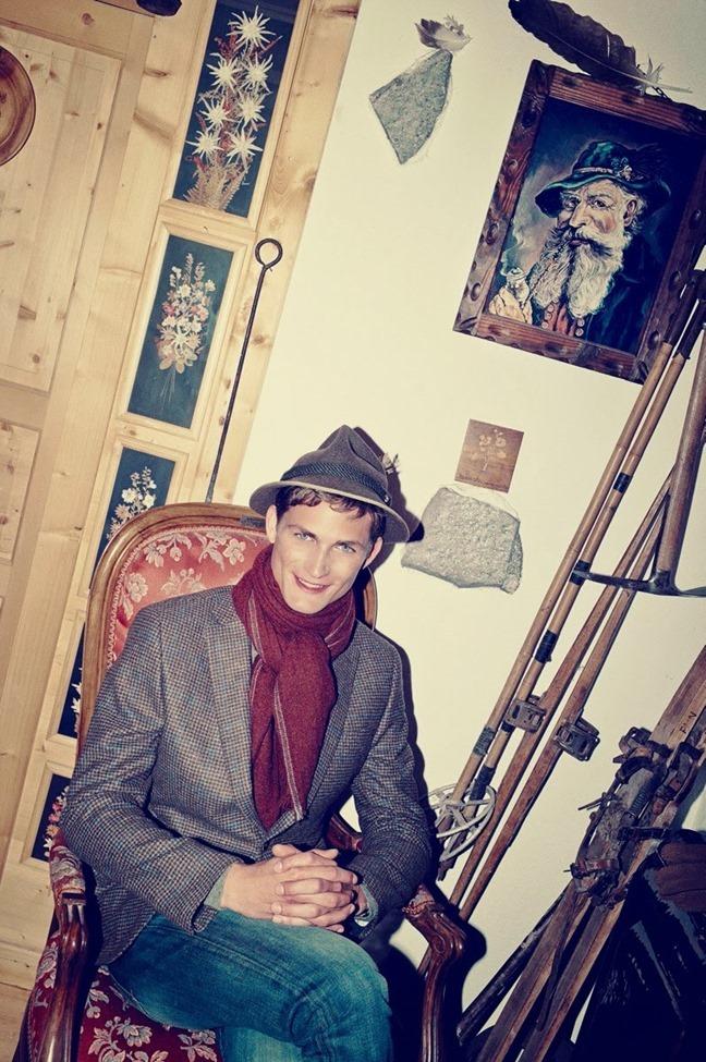BERGDORF GOODMAN- Paul Alexandre Haubtmann in Wilkommen by Arnauld Pyvka. Fall 2013, www.imageamplified.com, Image Amplified (17)