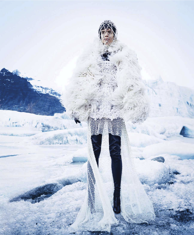 HARPER'S BAZAAR MAGAZINE- Meghan Collison in Warm Up To Fall's New Coats by Nathaniel Goldberg. Alastair McKimm, November 2013, www.imageamplified.com, Image Amplified (9)