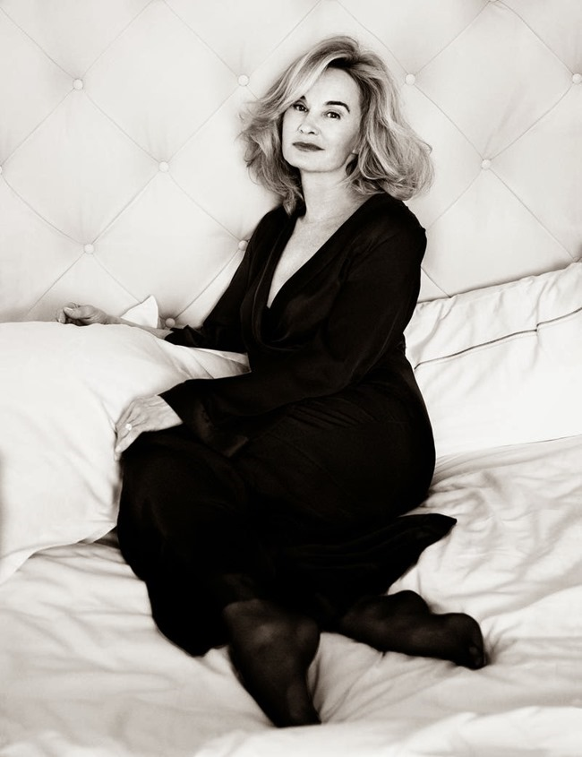 INTERVIEW MAGAZINE- Jessica Lange by Steven Pan. October 2013, www.imageamplified.com, Image Amplified