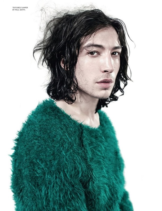 ANOTHER MAN MAGAZINE- Ezra Miller by Willy Vanderperre. Alister Mackie, Fall 2013, www.imageamplified.com, Image Amplified