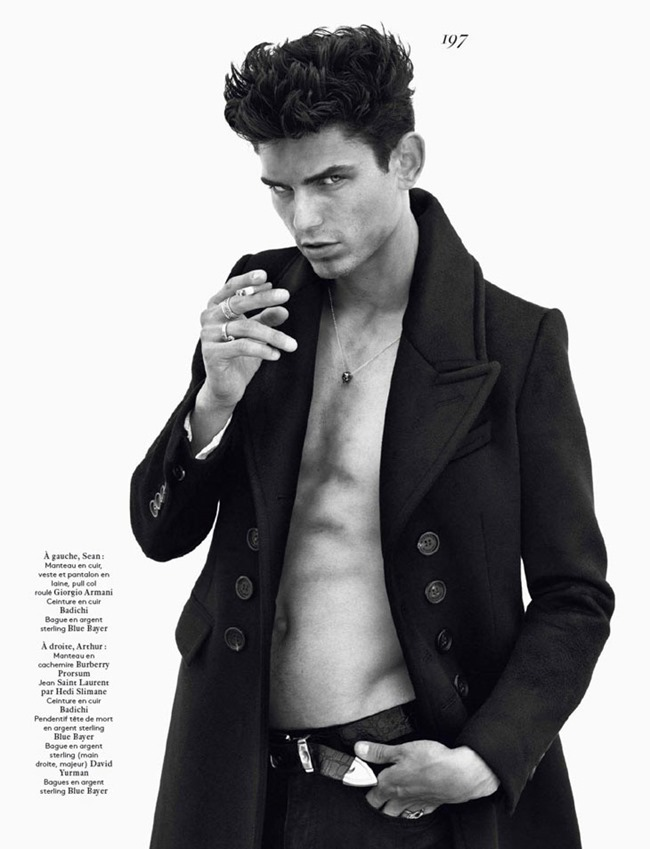 VOGUE HOMMES INTERNATIONAL- Male Models by Solve Sundsbo. Beat Bolliger, www.imageamplified.com, Image Amplified (8)