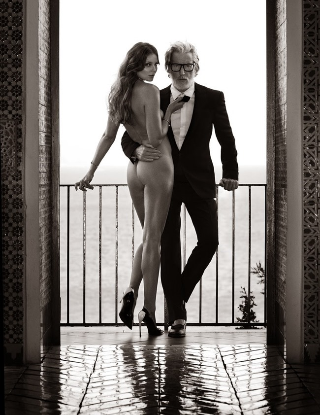 LUI MAGAZINE- Eniko Mihalik & Aiden Shaw by Mark Segal. Alexandra Bernard, November 2013, www.imageamplified.com, Image Amplified (3)