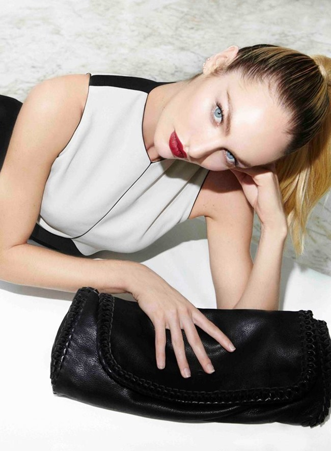 CAMPAIGN- Candice Swanepoel for Bottletop Fall 2013, www.imageamplified.com, Image Amplified