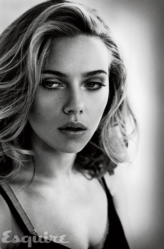ESQUIRE MAGAZINE- Scarlett Johansson by Vincent Peters, 2013, www.imageamplified.com, Image Amplified