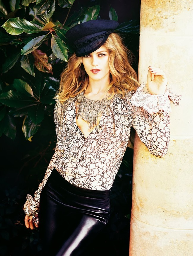 MADAME FIGARO FRANCE- VAnessa Paradis by Ellen von Unwerth. October 2013, www.imageamplified.com, Image Amplified (3)