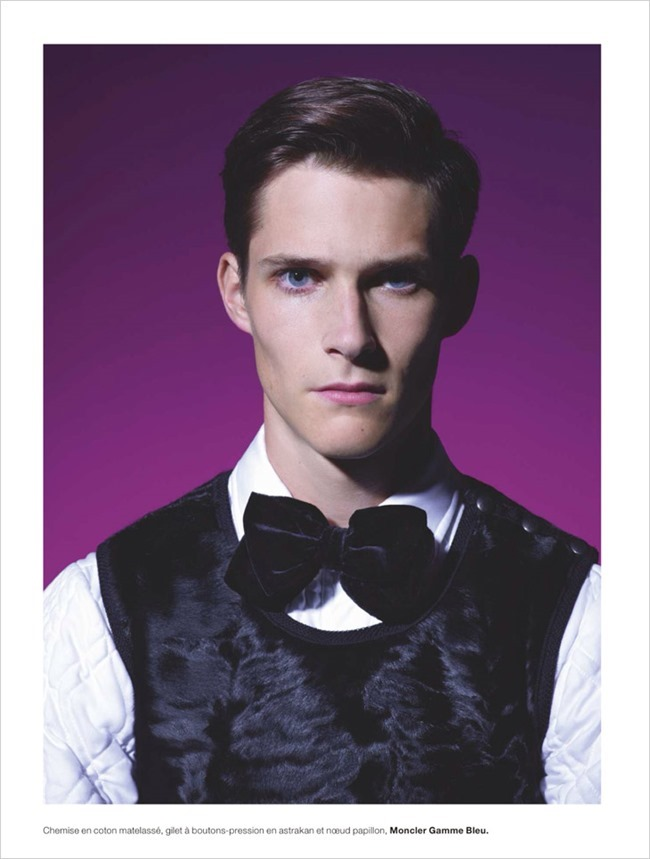 NUMERO HOMME- Philip Witts by Karl Lagerfeld. Serge Giradi, www.imageamplified.com, Image Amplified (5)