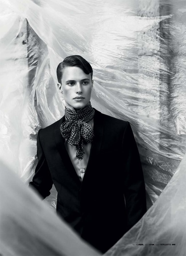 QVEST MAGAZINE- Jakob Scheich by Dennis Weber. Claudia Melzer, www.imageamplified.com, Image Amplified (2)