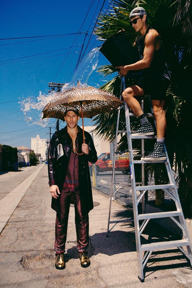 ANNEX MEN'S MAGAZINE- Street Fashion by Stephen Busken. Johnny Wujek, Fall 2013, www.imageamplified.com, Image Amplified (2)