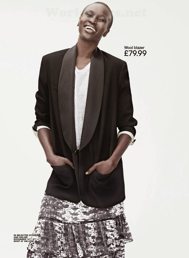 CAMPAIGN- Isabel Marant for H&M Fall 2013 by Karim Sadli. www.imageamplified.com, Image Amplified (1)