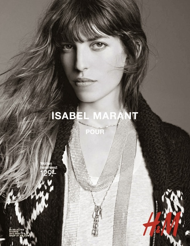 CAMPAIGN- Isabel Marant for H&M Fall 2013 by Karim Sadli. www.imageamplified.com, Image Amplified (3)