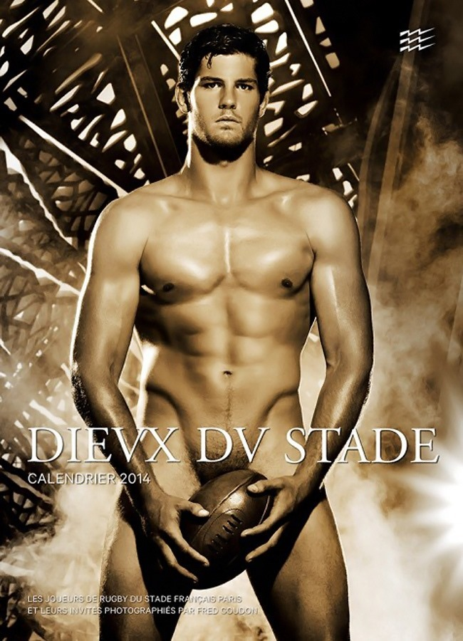 MASCULINE DOSAGE- Dieux Du Stade by Fred Goudon. www.imageamplified.com, Image Amplified