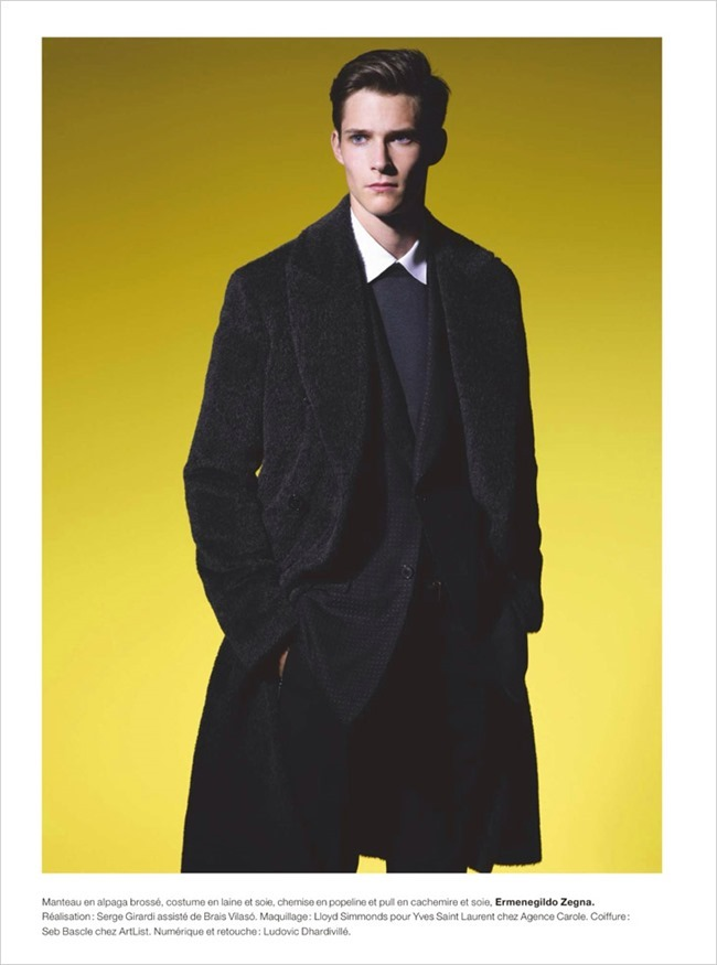 NUMERO HOMME- Philip Witts by Karl Lagerfeld. Serge Giradi, www.imageamplified.com, Image Amplified (9)