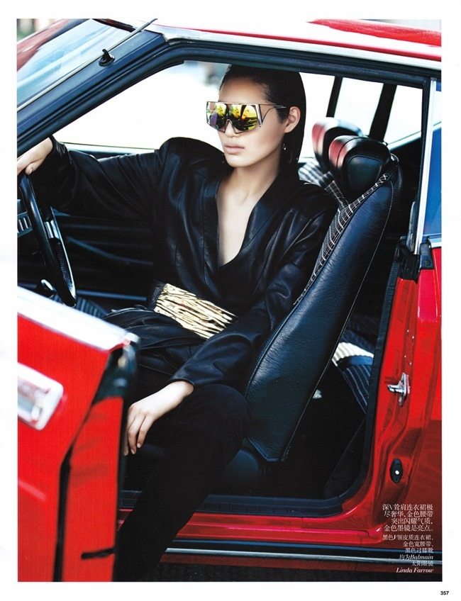 VOGUE CHINA- Chiharu Okunugi in Street Leather by Lachlan Bailey. Clare Richardson, November 2013, www.imageamplified.com, Image Amplified (4)