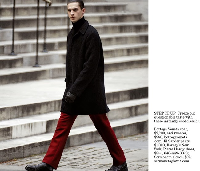 WSJ MAGAZINE- Matthew Bell in Street Smart by Gregory Harris. Tony Irvine, www.imageamplified.com, Image Amplified