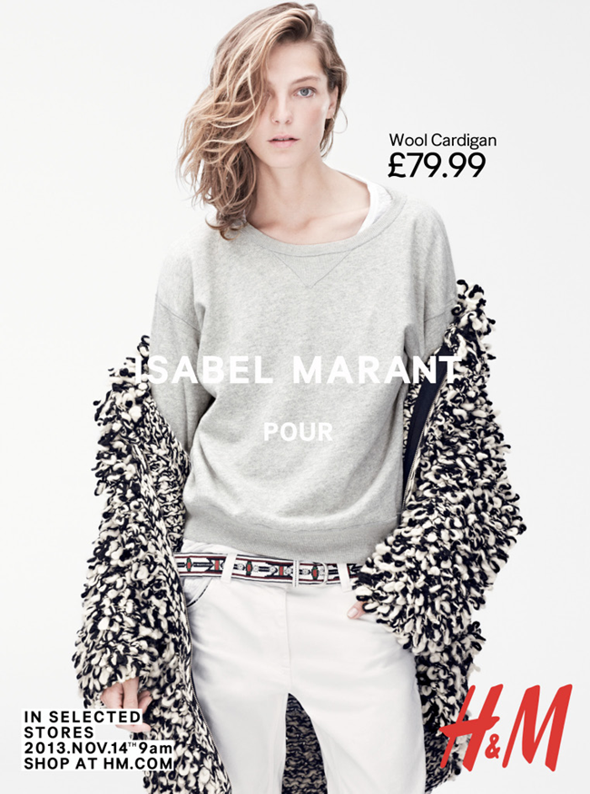 CAMPAIGN- Isabel Marant for H&M Fall 2013 by Karim Sadli. www.imageamplified.com, Image Amplified